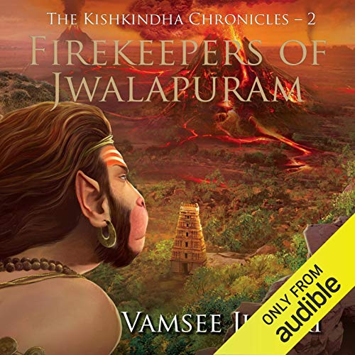 The Firekeepers of Jwalapuram cover art