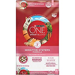 Purina ONE SmartBlend Natural Sensitive Systems Formula