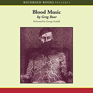 Blood Music audiobook cover art