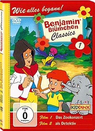 Benjamin Blümchen Classics - Das Zookonzert/ Benjamin als Detektiv