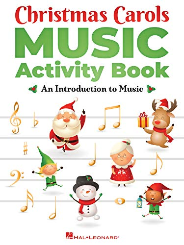 Christmas Carols Music Activity Book: An Introduction to Musicの詳細を見る