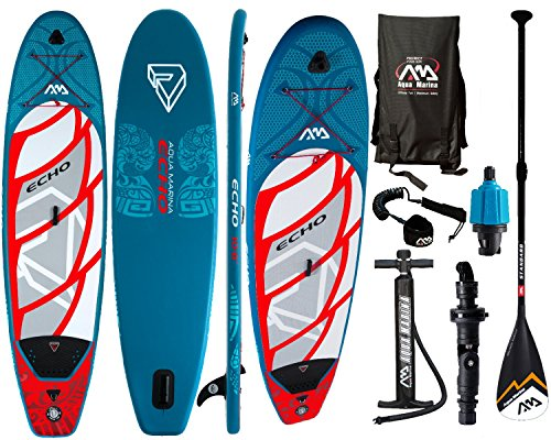 Aqua Marina ECHO 10.6 iSUP Sup Stand Up Paddle Board Paddel nach...