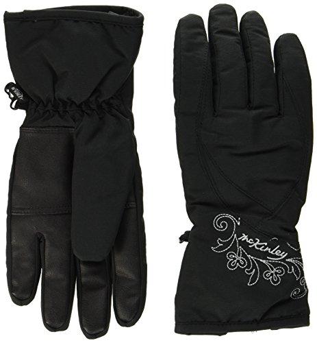 McKINLEY Damen Handschuhe Vaean II, Black Night, 6,5