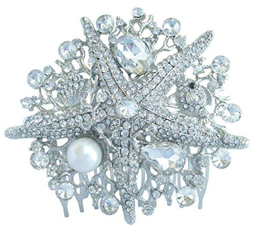 Wedding Hair Accessories-Sindary Jewelry Femme Aucun poinçon Alliage Cristal