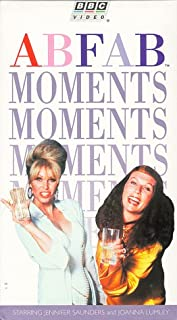 Absolutely Fabulous: Ab Fab Moments VHS