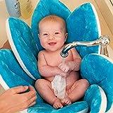 Blooming Bath Flower Baby Bath Seat - Plush Baby Bathtub, Fits Most...