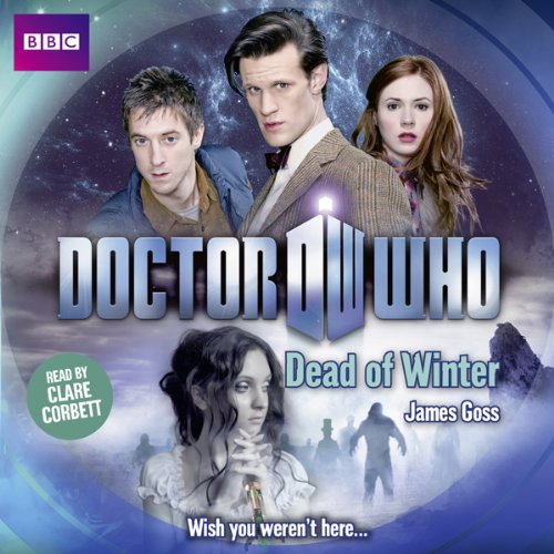 Doctor Who: Dead of Winter audiobook cover art