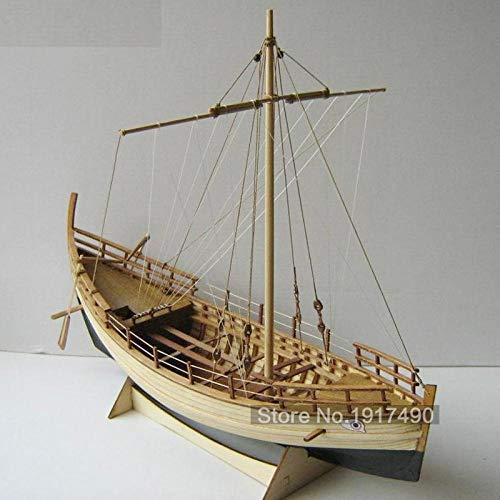 SIourso Maquetas De Barcos De Madera Maqueta De Barco Grecia