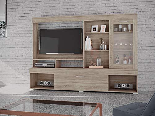 Arredodacasa.com Parete attrezzata Mobile Soggiorno Design Moderno MOD PAI6033