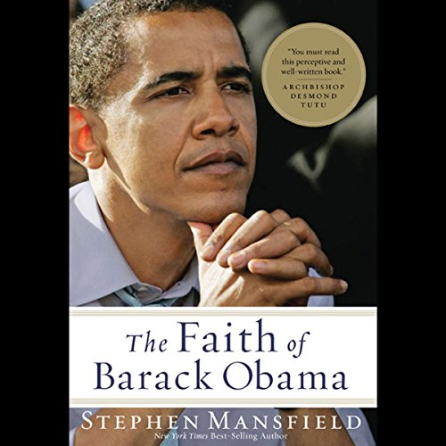 The Faith of Barack Obama cover art