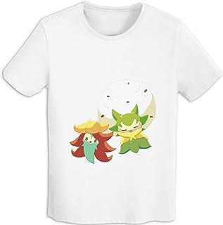 ポケモンソードシールド ポケモン剣盾 ヒメンカ&ワタシラガ TシャツホワイトM