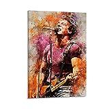 DWBG Bruce Springsteen Poster, Leinwand, Wandkunst, für