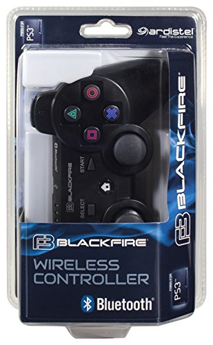 Ardistel - Mando Bluetooth Blackfire Color Aleatorio (PlayStation 3)