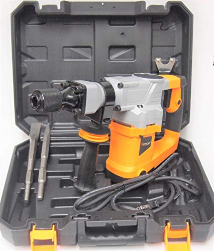 Read About Heavy Duty Demolition Jack Hammer Concrete Breaker 1100w 15J