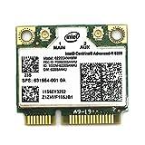 for Centrino Advanced-N Intel 6205 62205HMW Wireless WiFi Card for x220 x220i t420 60Y3253 8760p