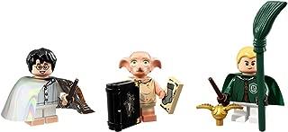 Lego Harry Potter Minifigures Harry Potter Invisibility Cloak, Dobby, and Draco
