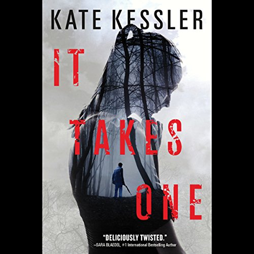 It Takes One audiobook cover art