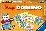 Ravensburger- Domino- T'choupi- Jeu Educatif- 3 ans et 24311