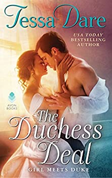 The Duchess Deal by Tessa Dare - All About Romance