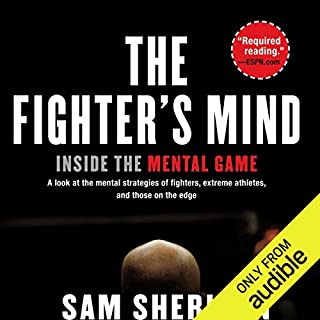 The Fighter's Mind audiobook cover art