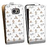 DeinDesign Étui Compatible avec Samsung Galaxy S7 Edge Étui à Rabat Étui magnétique Winnie...