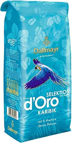Dallmayr Kaffee Crema d´Oro Selektion des Jahres Kaffeebohnen, 1kg