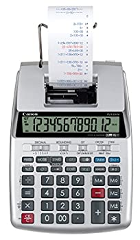 Canon P23-DHV-3 Printing Calculator with Double Check Function Tax Calculation and Currency Conversion
