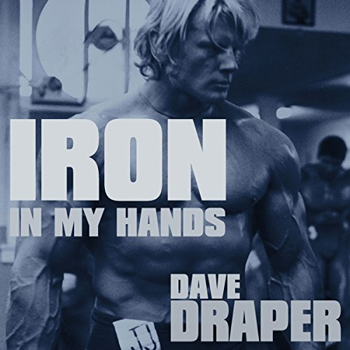 Iron in My Hands audiobook cover art
