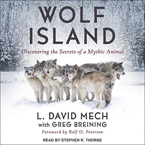 Wolf Island cover art