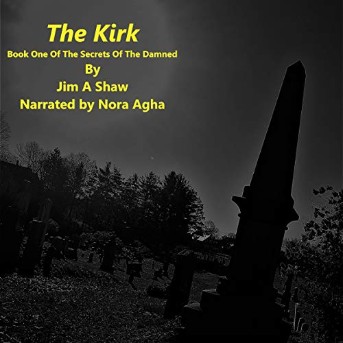 The Kirk audiobook cover art