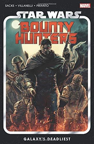 Star Wars Bounty Hunters 1: Galaxy's Deadliest
