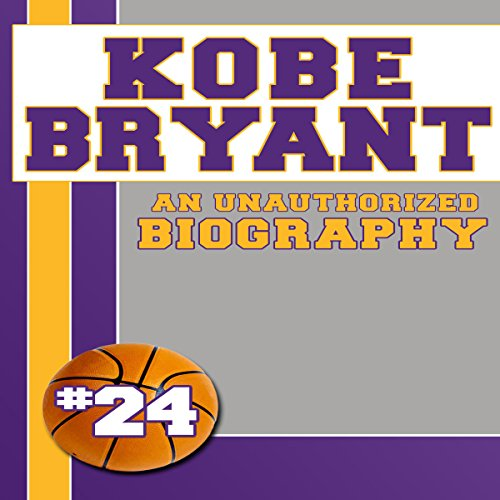 Kobe Bryant audiobook cover art