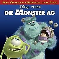Die Monster AG Hörbuch