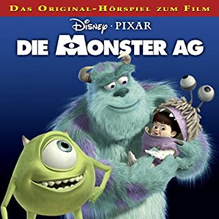 Die Monster AG Titelbild
