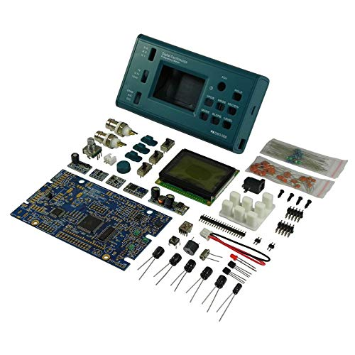 Digital LCD Oscilloscope JYE Tech 068 DIY KIT