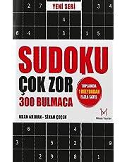 Sudoku Çok Zor 300 Bulmaca: Toplamda 1 Milyondan Fazla Satış