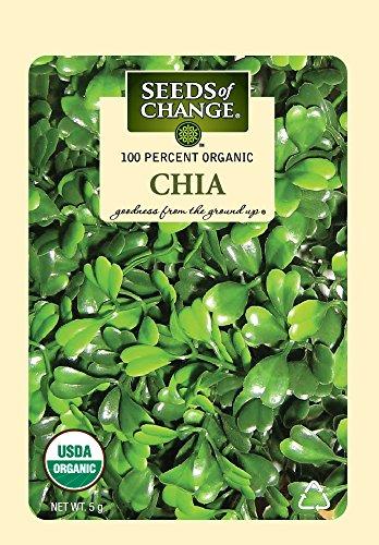 Seeds Of Change 7957 Certified Organic Chia seeds