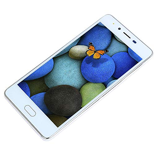 2019 New -Unlocked Cell Phone, 5.0' Ultrathin Android 6.0 Octa-Core 512MB+512MB GSM WiFi Blue-Tooth Dual SIM Dual Camera Smartphone Mobile Phone