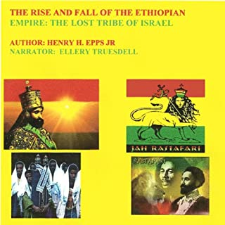 The rise and fall of the Ethiopian Empire audiobook cover art