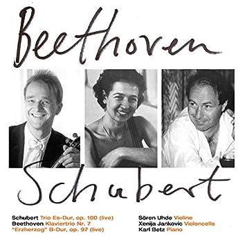 Beethoven / Schubert Trios