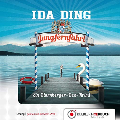 Jungfernfahrt     Ein Starnberger-See-Krimi              By:                                                                                                                                 Ida Ding                               Narrated by:                                                                                                                                 Johannes Steck                      Length: 8 hrs and 14 mins     Not rated yet     Overall 0.0