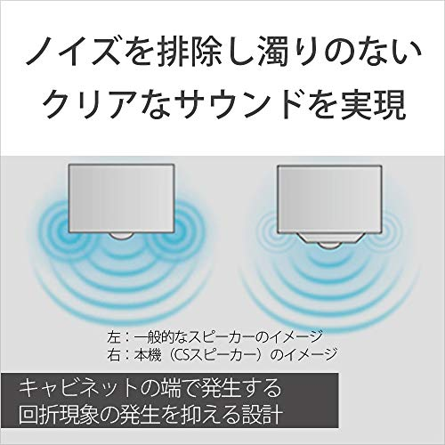 ソニー3ウェイ・スピーカーシステム(1台)SS-CS3SS-CS3MUC