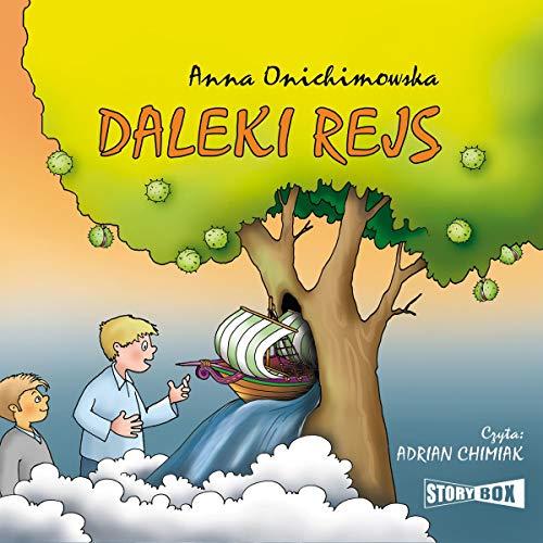 Daleki rejs audiobook cover art
