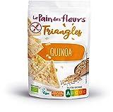 LE PAIN DE TRIANGULOS MAIZ Quinoa Des Fleurs 50G, Estándar, Único