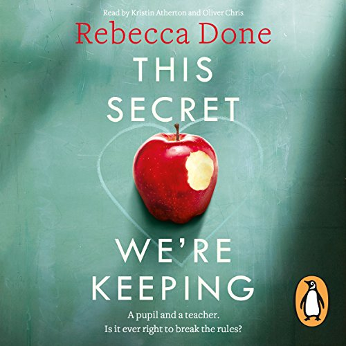 This Secret We're Keeping audiobook cover art