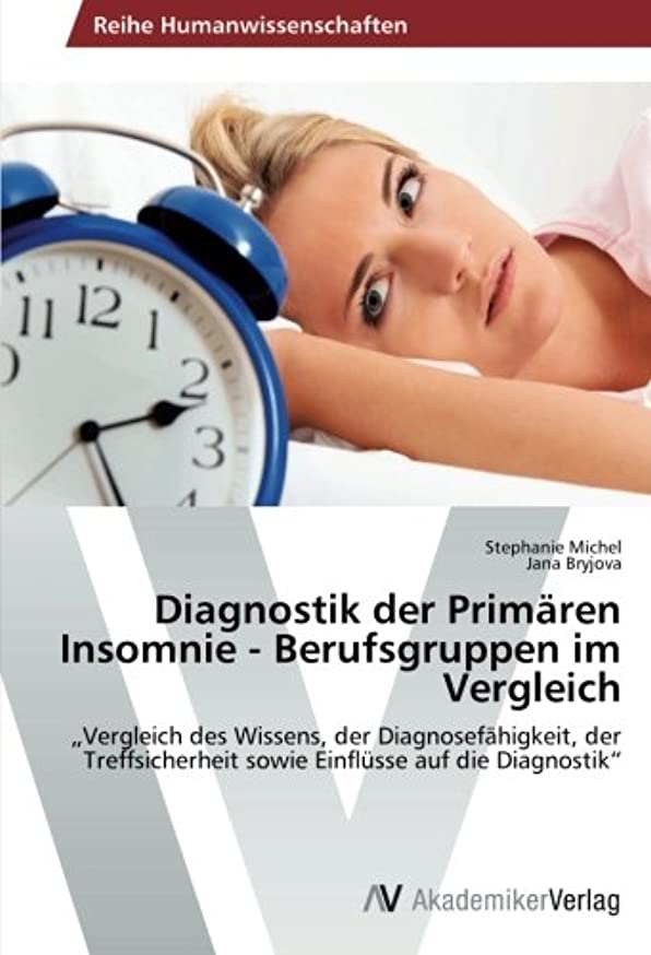 スライムスライムブラジャーDiagnostik Der Primaren Insomnie - Berufsgruppen Im Vergleich
