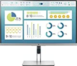 HP EliteDisplay 27-Inch Screen LED-Lit Monitor Black/Silver (1FH50AA#ABA)