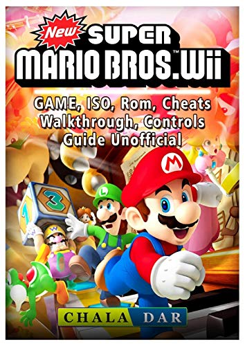 New Super Mario Bros Wii Game, ISO, Rom,...