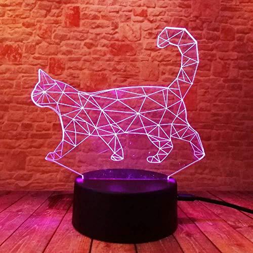 Basketbalgeschenken, 3D-lamp, bedlampje, 3D-illusie, LED-nachtlampje, vlinder, 7 kleuren, kleurverloop, nachtkastje, nachtkastje, decoratie voor kinderen, kinderen, met 3D-afstandsbediening