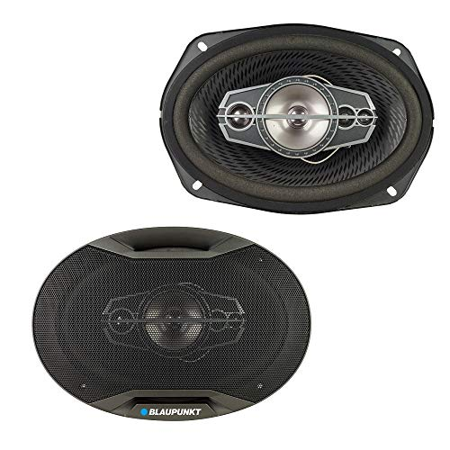 Blaupunkt GTX695 6' x 9' 5-Way Coaxial Car Speakers 750 Watts 4 Ohm
